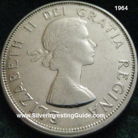 Investing In Silver Canadian Coins Pre-1968