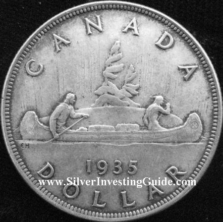 The 1935 Silver Jubilee Commemorative Dollar