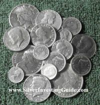 U.S. and Canadian Junk Silver Coins